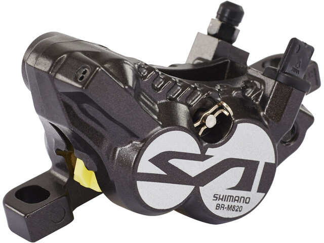 Shimano Saint BR-M820 Disc Brake Caliper Front / Rear Wheel black